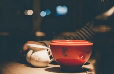 סט תה סיני עם תה טיפולי, תרופות סבתא לכאב גרון